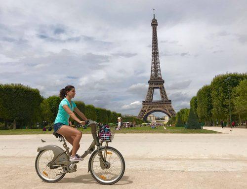 Haz turismo en París en bike o running