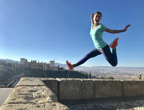 4 rutas de running en Granada