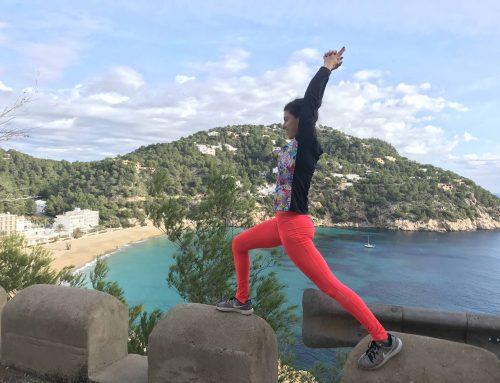 Yoga en el trabajo, un remedio infalible para la espalda