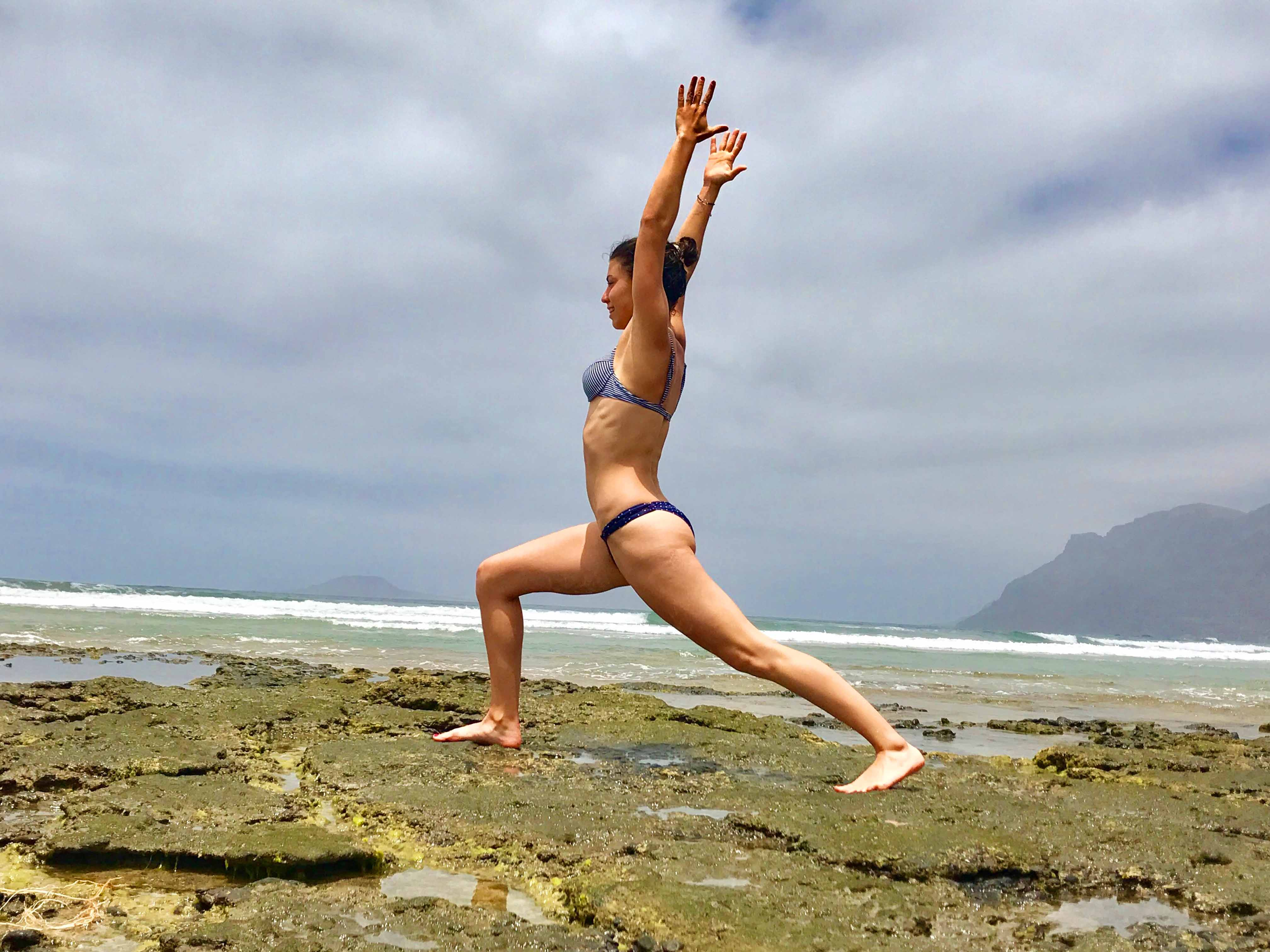 guerrero mTraining yoga