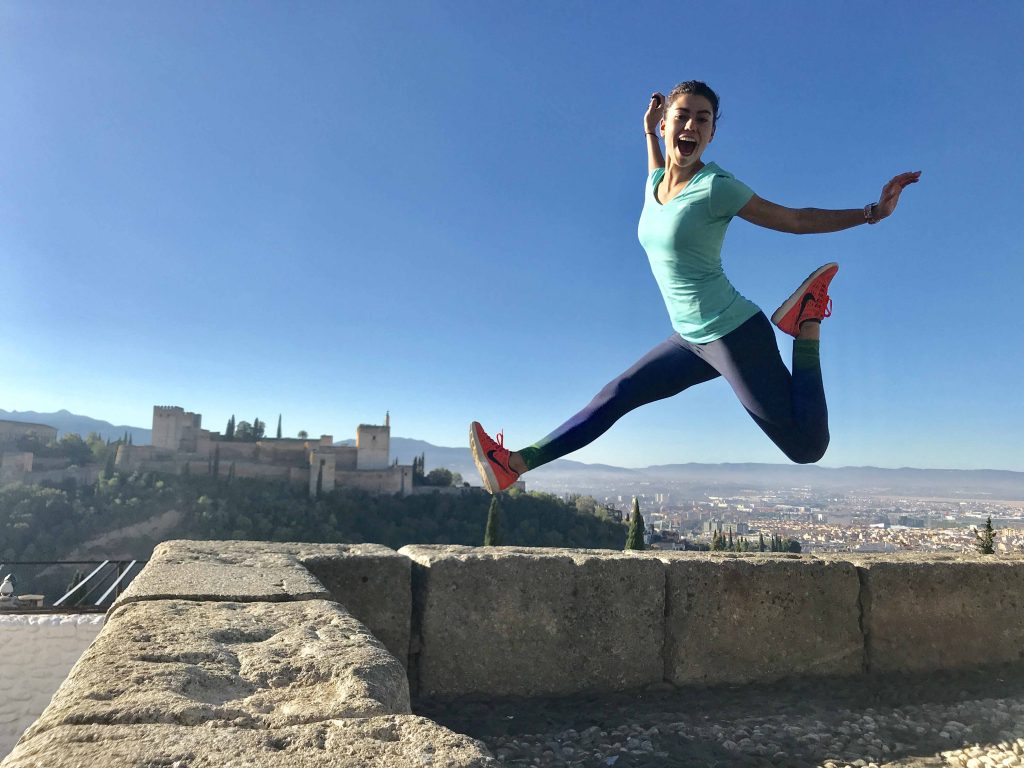 mtraining viajes Granada
