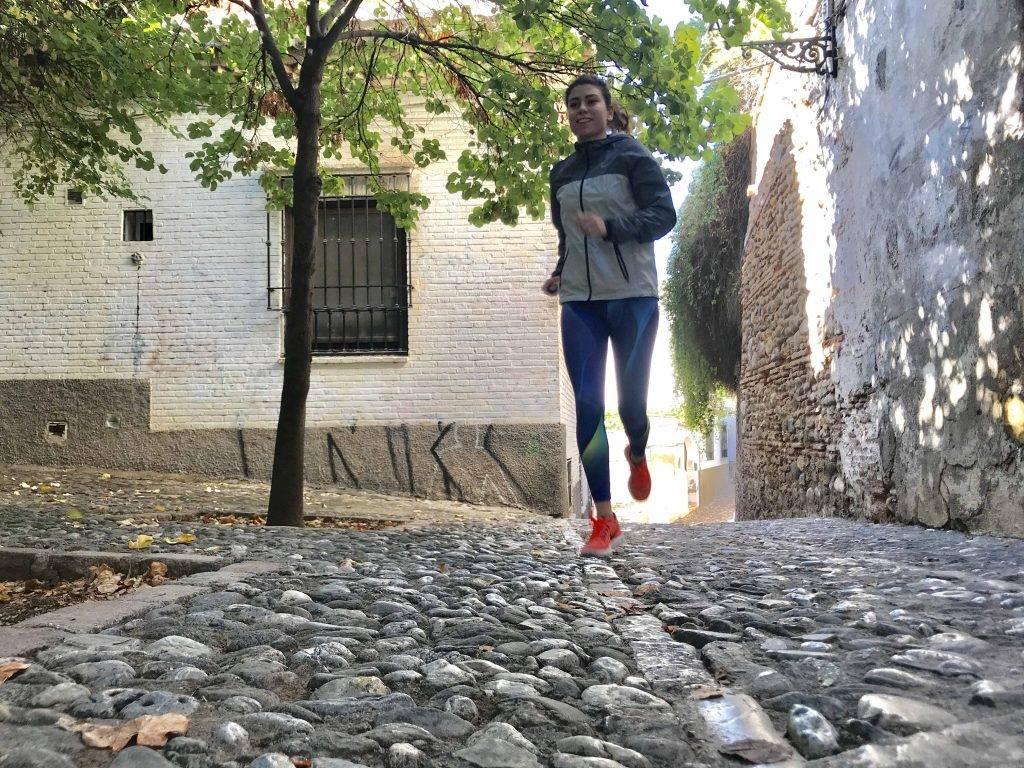running albaycin mtraining