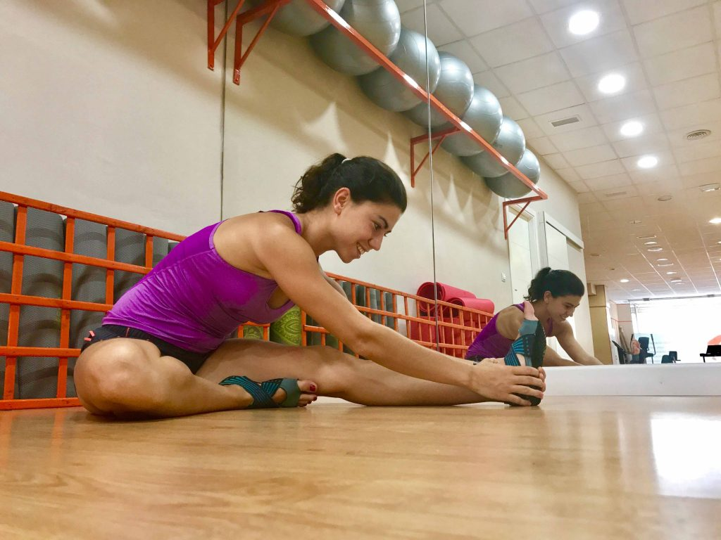 stretching mTraining