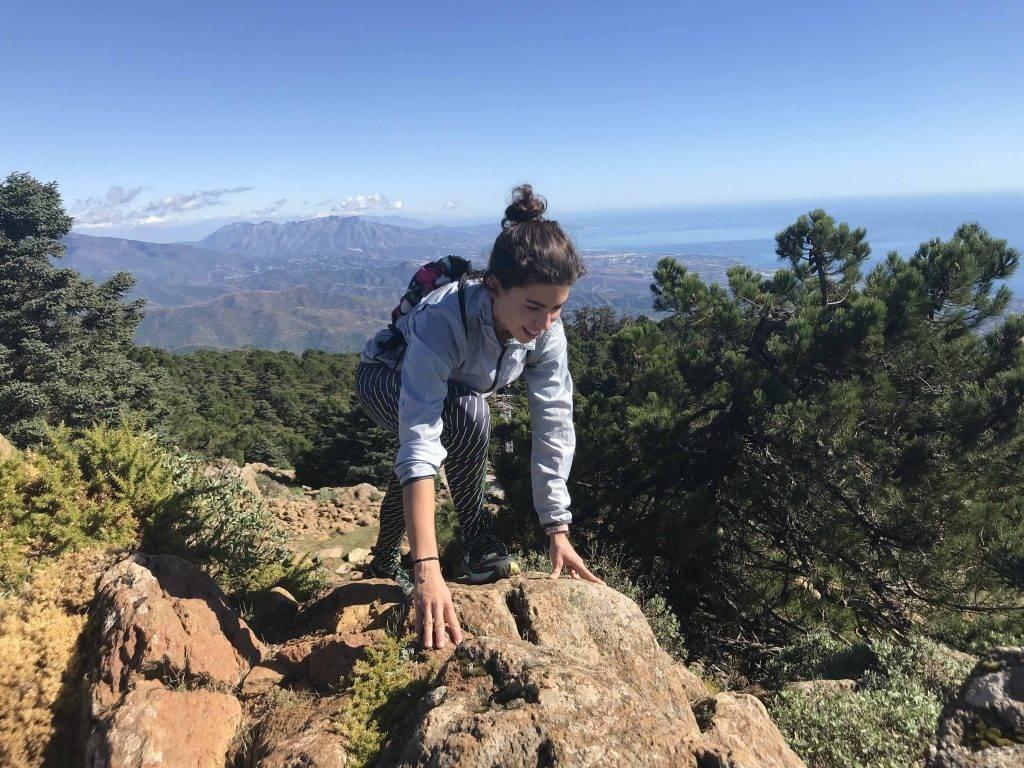 escalar montañas mtraining minerva