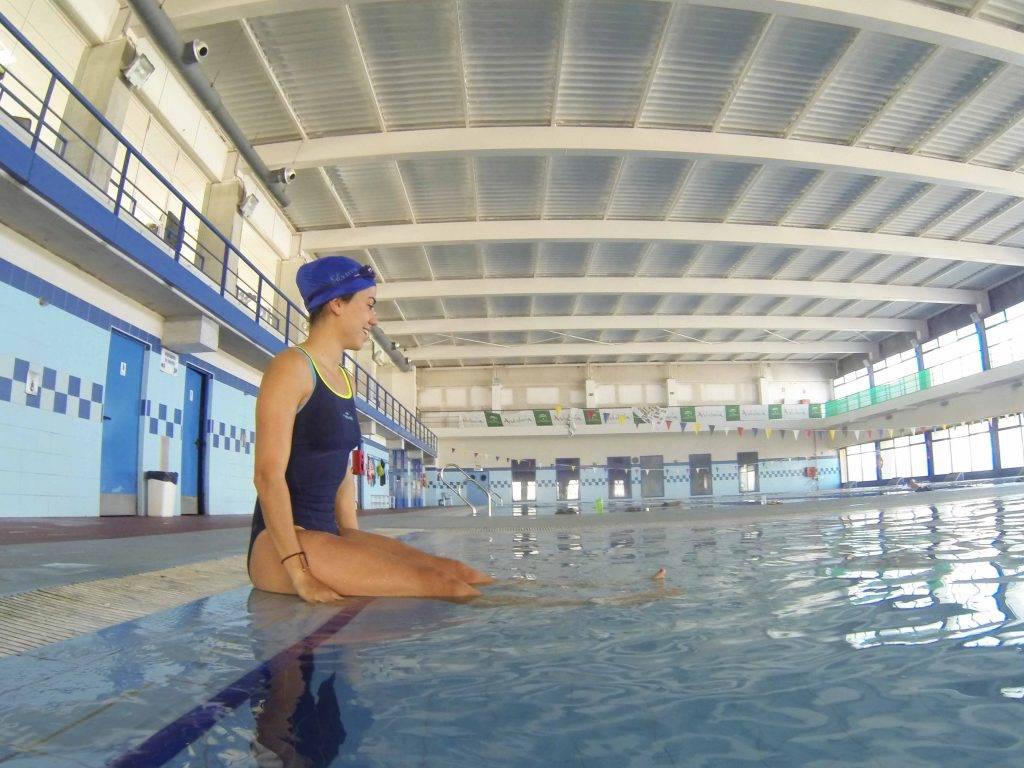 calentamiento natación mtraining