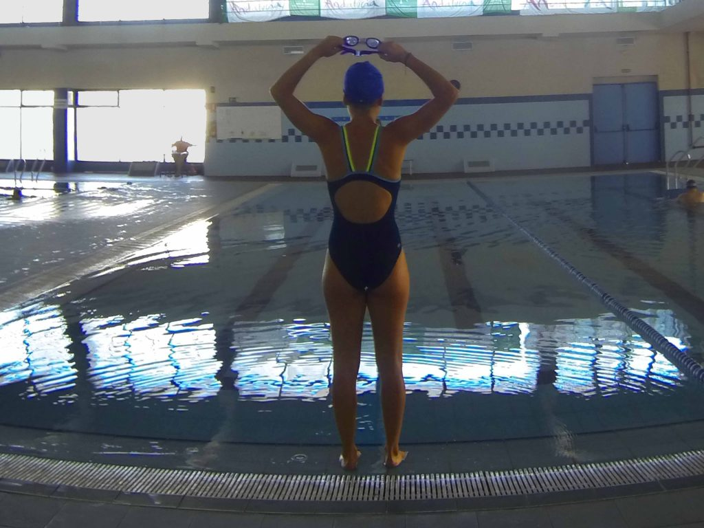 ready swimming mtraining