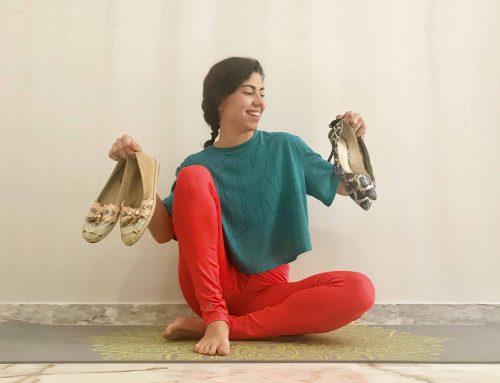 ¿Cómo debe ser el calzado apropiado? Hablamos de tacones y bailarinas