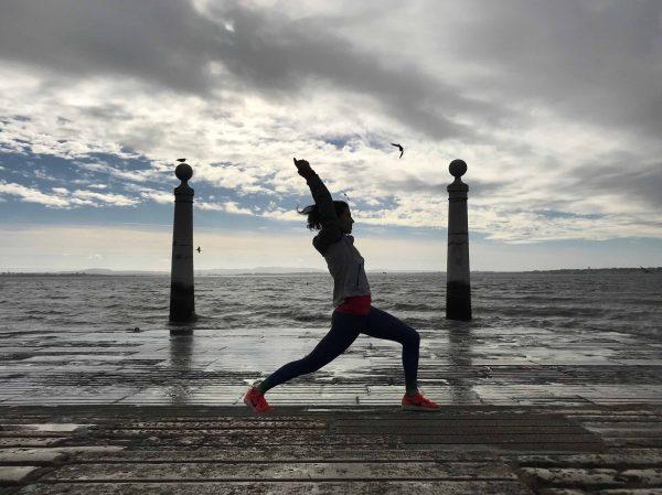 the warrior mtraining yoga dolor de espalda