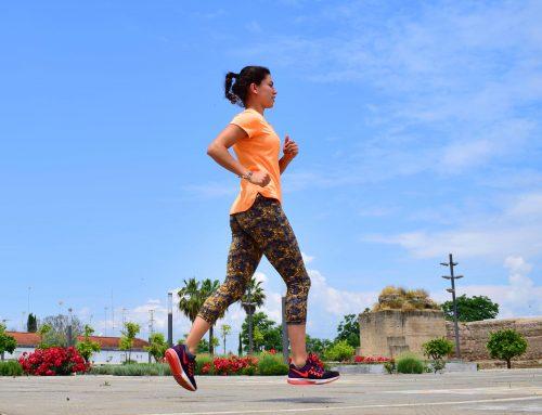 ¿Qué tipo de apoyos tienes cuando corres?