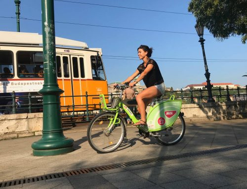 Conoce Budapest en bicicleta