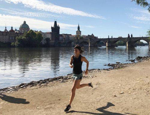 Rutas de running en Praga