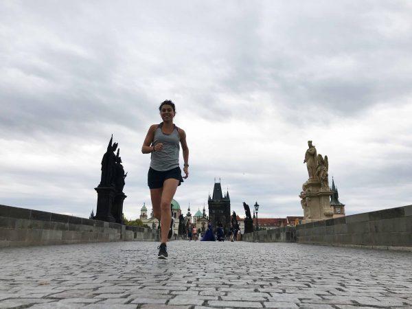 running praga mtraining