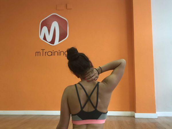 dolor de cuello dolor cervical mtraining postura