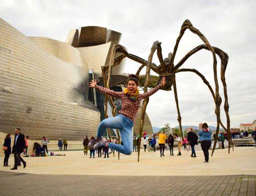 Ruta de running en Bilbao y visita a los alrededores