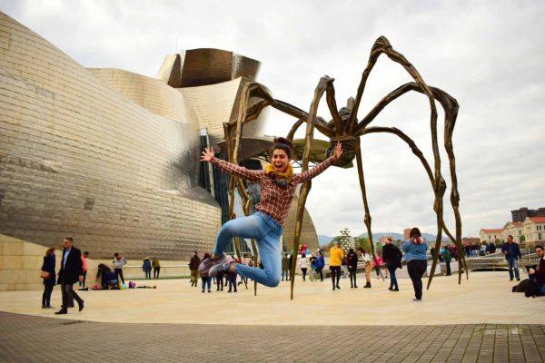 Guggenheim Bilbao mtraining