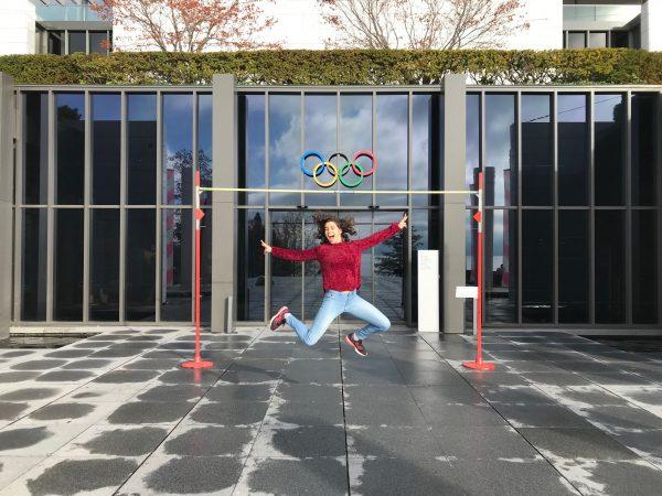 Musée Olympique Lausanne Suiza