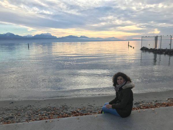 Lausanne mtraining lago Lemán Suiza
