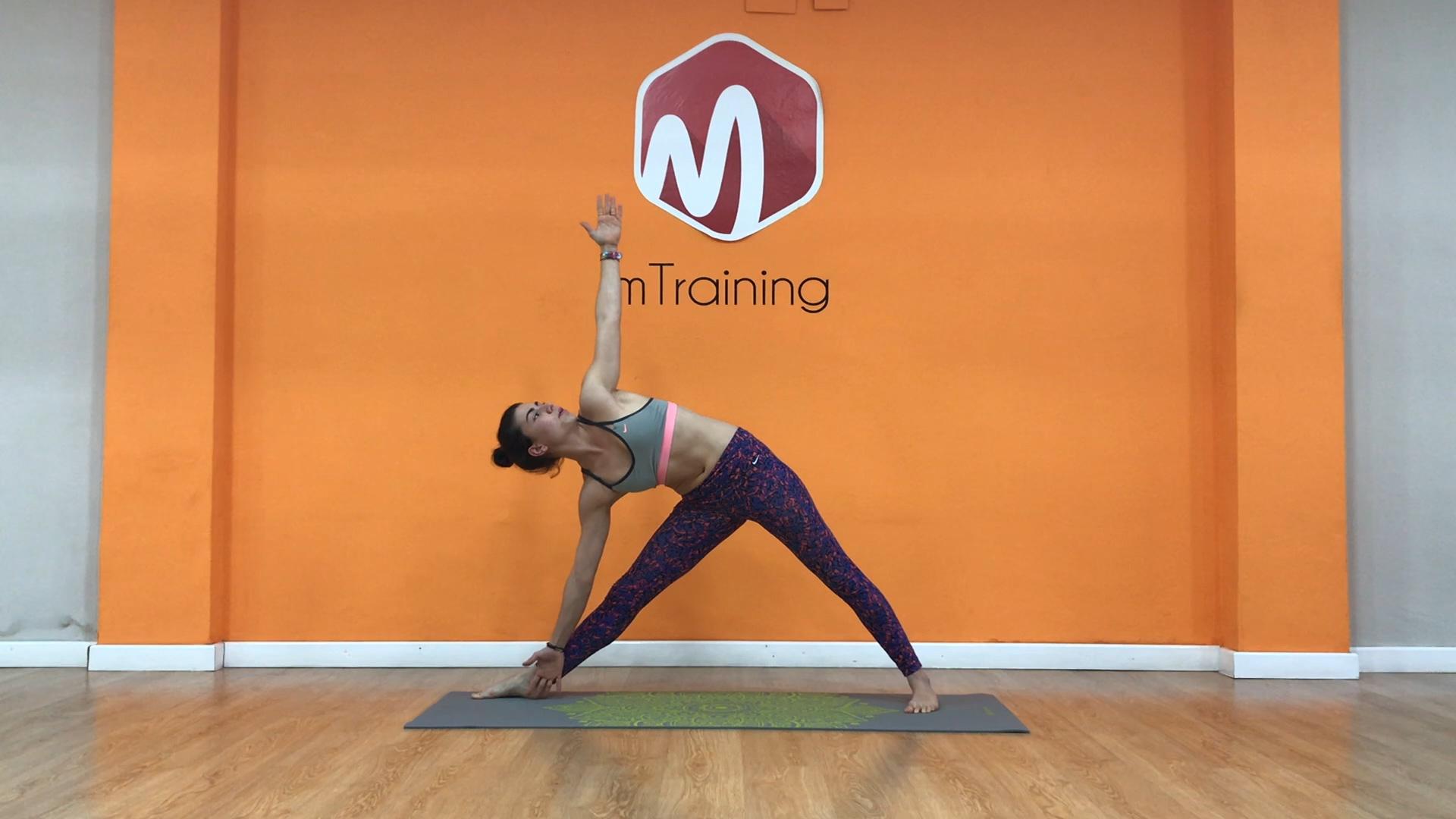 Secuencia yoga – Calentamiento para aductores