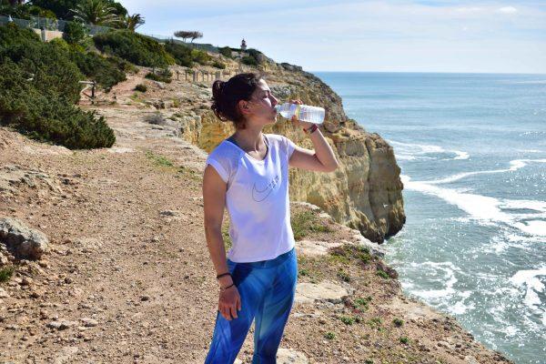hidratación sendero sete vales