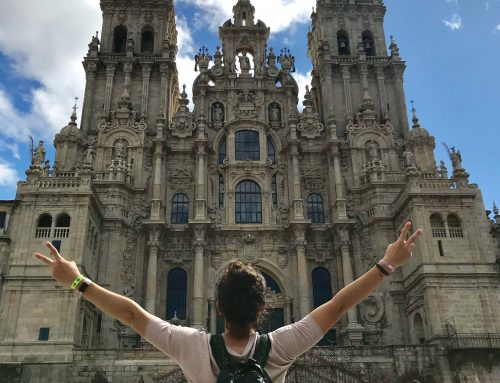 Camino de Santiago: PEDROUZO – SANTIAGO DE COMPOSTELA