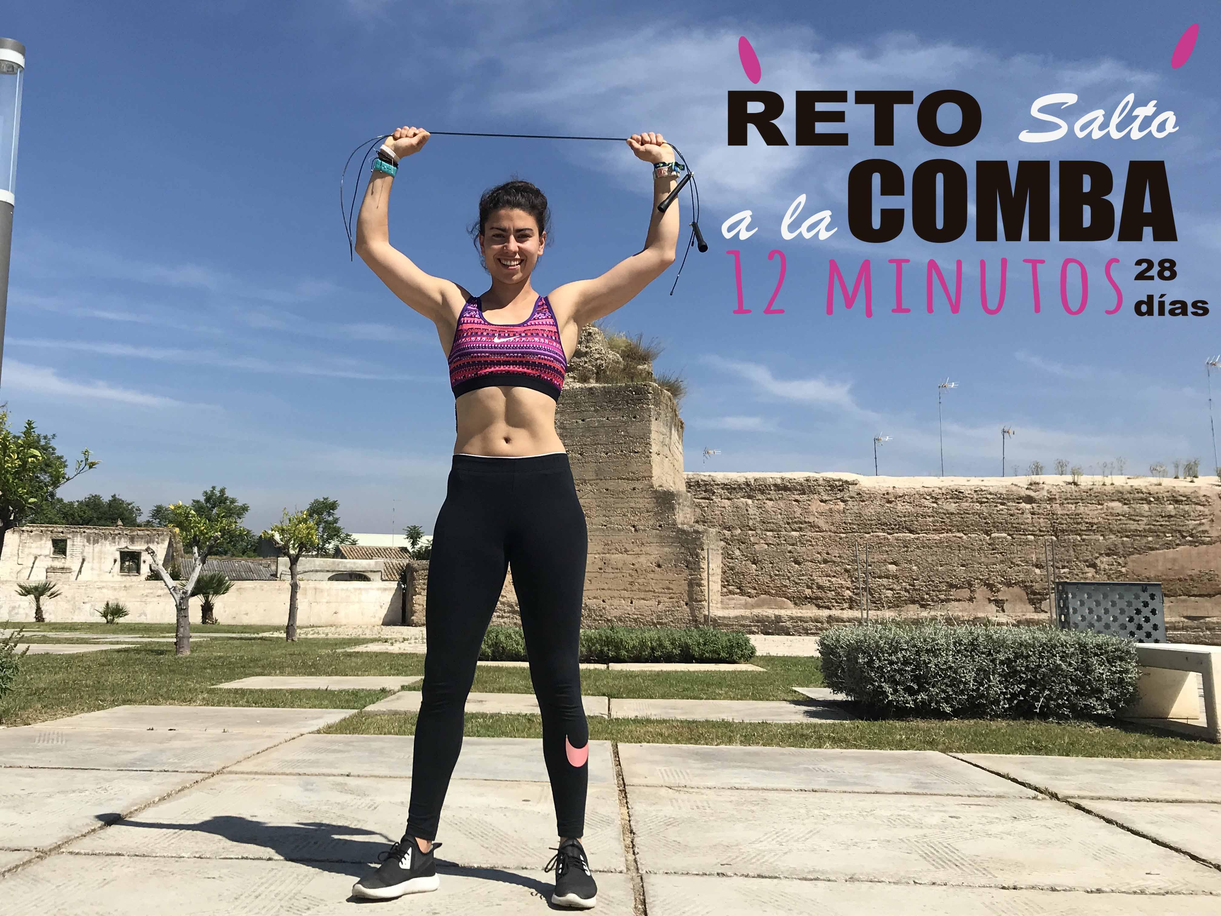 Reto mTraining – 12 minutos salto a la comba (avanzado)