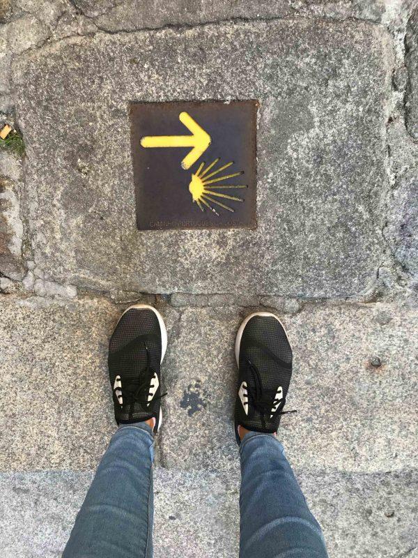 camino de santiago oporto mtraining