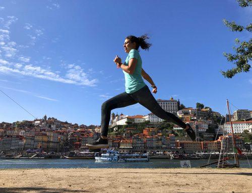 Oporto, rutas de running y más de la ciudad