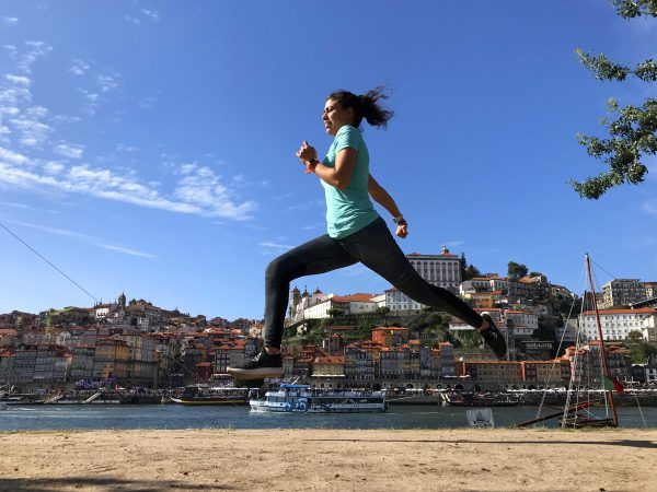 running oporto Douro mtraining