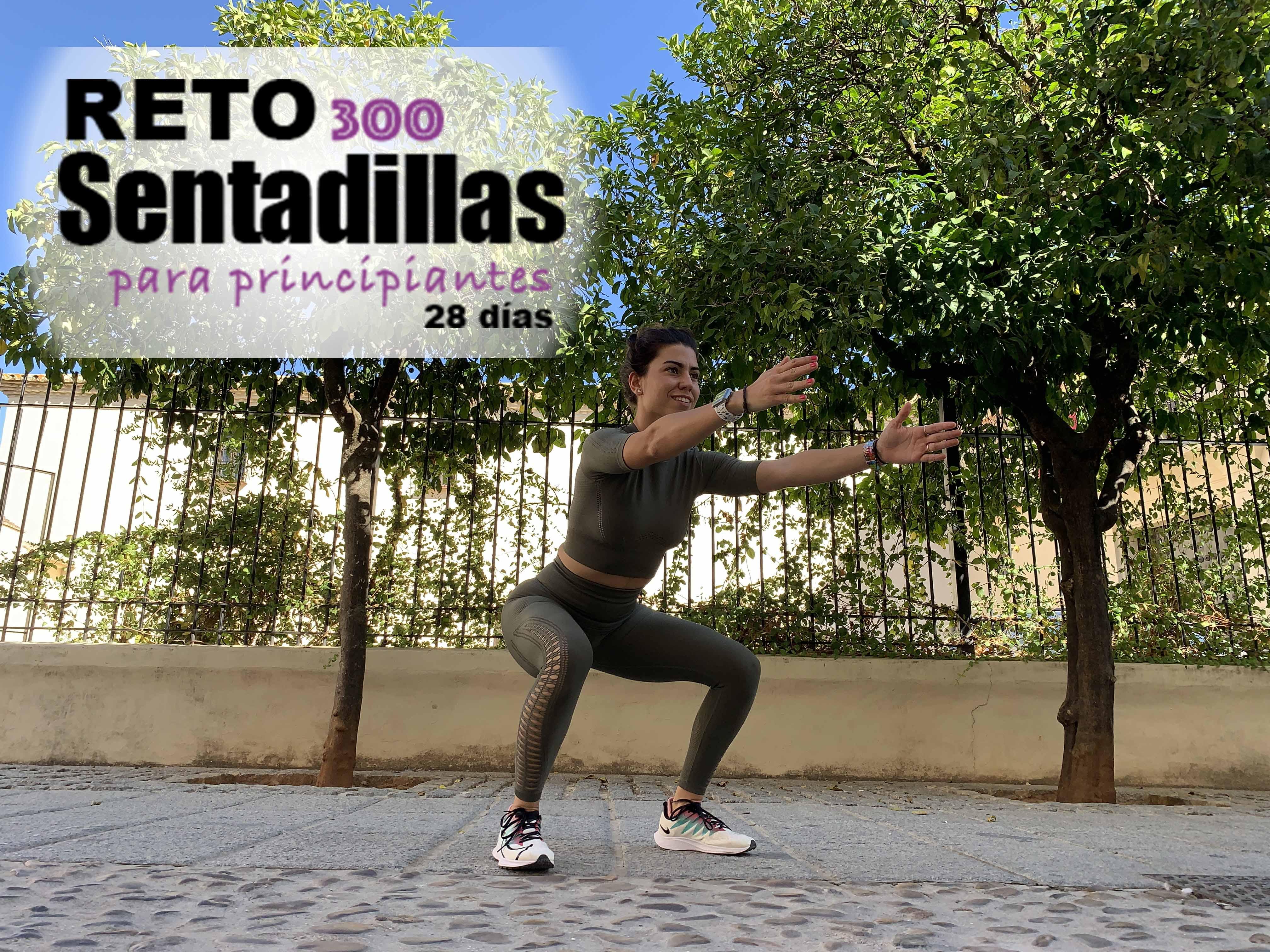 Reto mTraining – 300 sentadillas (principiantes)
