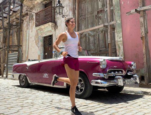 Ruta de running en La Habana