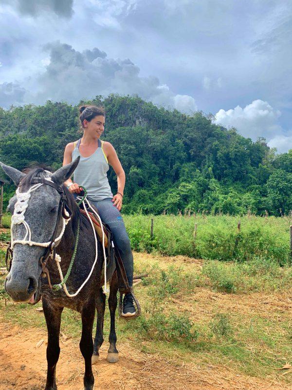 ruta a caballo Viñales