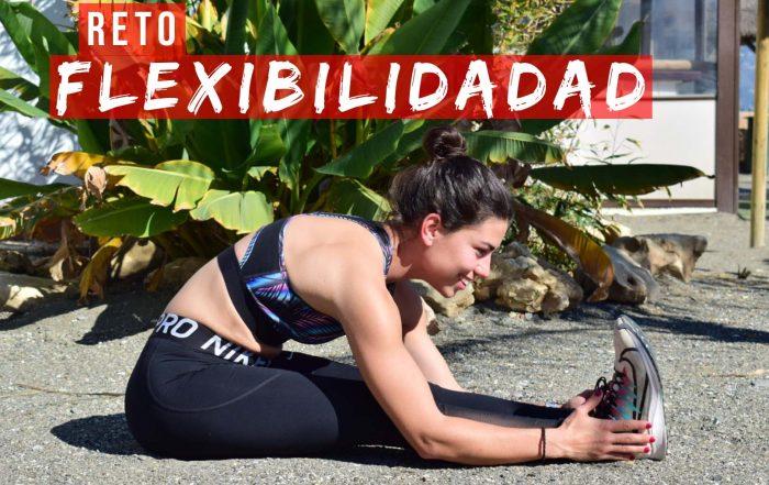Reto mtraining flexibilidad
