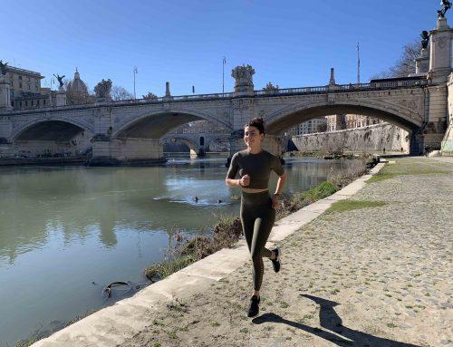3 lugares para hacer running en Roma