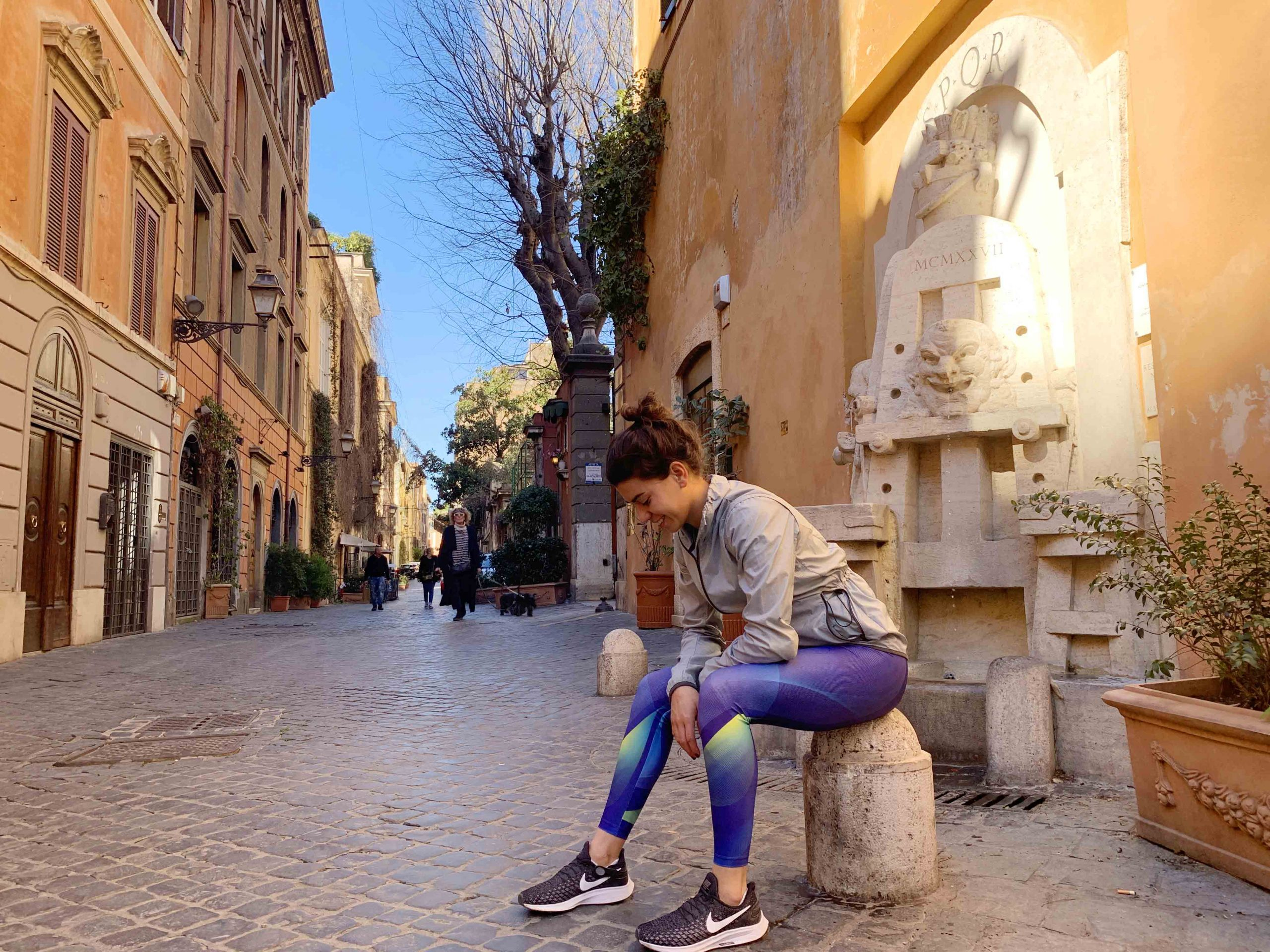 Via Margutta mtraining Roma